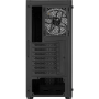 Aerocool Prime ARGB 1 x 12cm Siyah 1 x ARGB Fan ATX Oyuncu Kasası