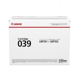 Canon 039 BK Toner Kartuş 0287C001