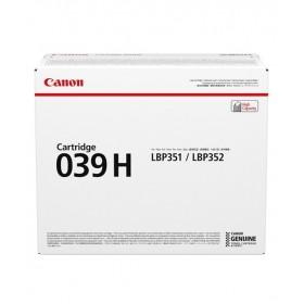 Canon 039H BK Toner Kartuş 0288C001