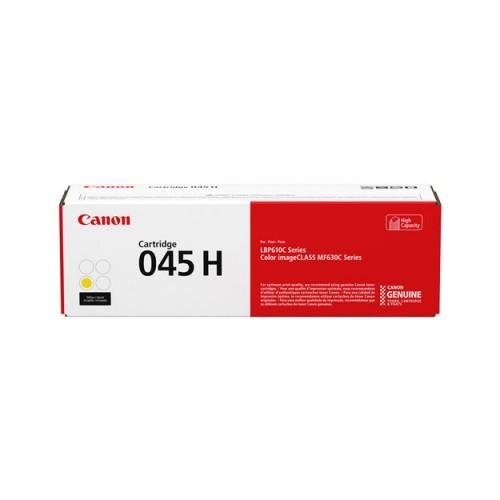 Canon CRG-045H Y Toner Kartuş 1243C002