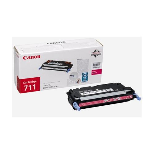 Canon CRG-711M Toner K. 1658B002