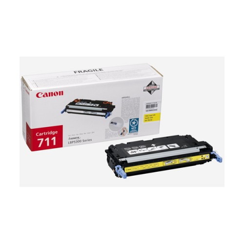Canon CRG-711Y Toner K. 1657B002