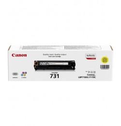Canon CRG-731Y Toner K. 6269B002