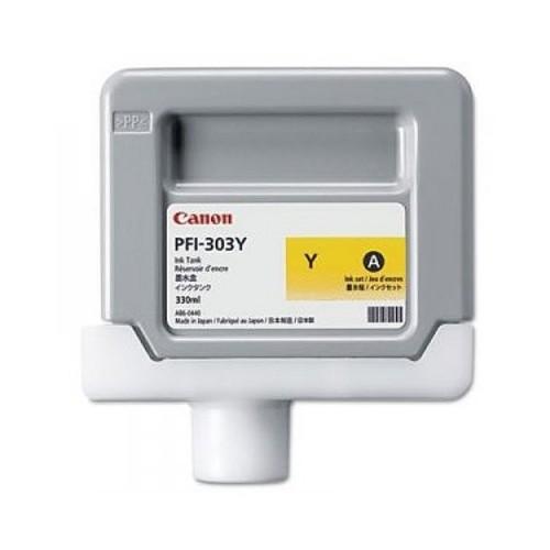 Canon PFI-303 Yellow Mürekkep Kartuş 2961B001