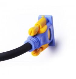 Dark 20m Ferrit Core EMI/RFI Filtreli VGA Kablo