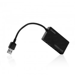 Dark Connect Master 4 Port USB 3.0 Hub U341