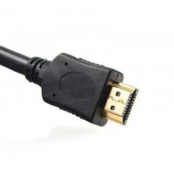 Dark HDMI Erkek - 2 x HDMI Dişi Çoklayıcı