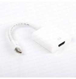 Dark Mini Display Port to HDMI Dönüştürücü