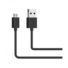 Dexim 2.4 A Mikro Usb Kablo-Siyah
