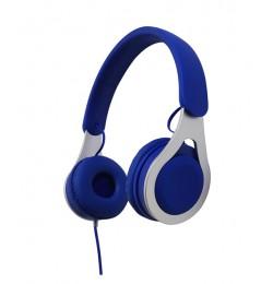 GlamShine L780 Kablolu Kulaküstü Kulaklık-Mavi