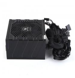 High Power Element-DD GD 750W 80+ Bronze 62.5A Single Rail Aktif PFC Siyah ATX Güç Kaynağı