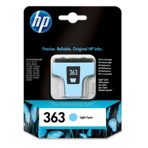 HP C8774E Light Cyan Mürekkep Kartuş (363)