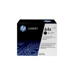 HP CC364X Black Toner Kartuş (64X)
