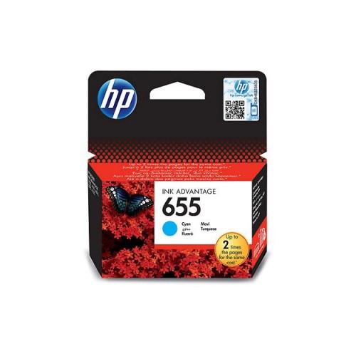 HP CZ110A Cyan Mürekkep Kartuş (655)