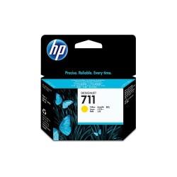 HP CZ132A Yellow Mürekkep Kartuş (711)