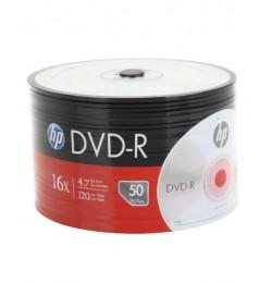 HP DME00070-3 DVD-R 4.7GB 50li Spindle