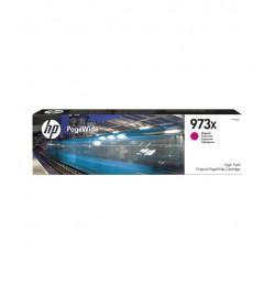 HP F6T82AE Magenta PageWide Kartuşu (973X)