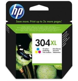 HP N9K07AE CMY Mürekkep Kartuş (304XL)