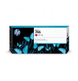 HP P2V78A Magenta Mürekkep Kartuş  (746)