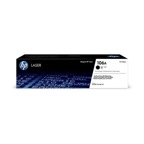 HP W1106A Black Toner Kartuş (106A)