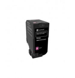 Lexmark CS720, CS725, CX725 Magenta Standard Yield Return Programme Toner Cartridge
