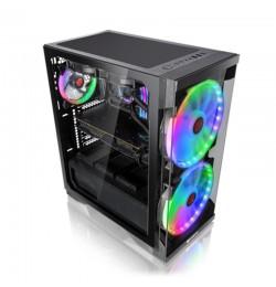 Raijintek Silenos Pro 3x ARGB Fanlı Temperli Cam ATX Gaming Oyuncu Kasası