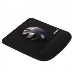 TX ErgoPad SQUARE Memory Foam Bilek Destekli Mousepad (210x230mm)