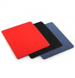 TX Flat Line Yarı Sert Üst Yüzeyli Slim Kırmızı MousePad (240x200mm)