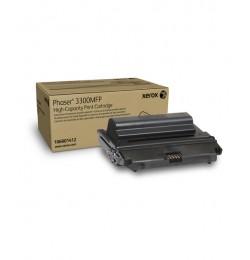 Xerox Phaser 3300MFP Yüksek Kapasite Black Toner (106R01412)